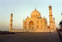 Honeymoon: Taj Mahal