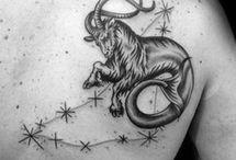 Tattoo - capricorn