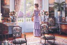 victorian art prints