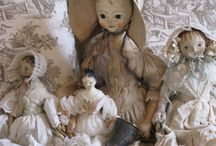 For the Love of Dolls / All my life I have loved Dolls, I have made 12 reproduction porcelain dolls with my Sister, it was such a special time! I then came to appreciate and love antique and vintage dolls and have collected quite a few over the years of which my favorite is the French Jumeau Be'Be' and a German Heinrich Handwerck and some Madame Alexander vintage dolls...just love them!!! / by Barbara Norfolk