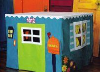 kids playhouse curtains