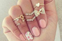 Nail art / Crafty nail art