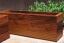 Planter boxes - Herschel