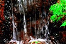 Cachoeiras e cascatas