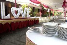 Berkah Catering - Wedding Catering at Candi TNI AL