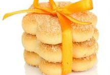 Biscoitos amantegados