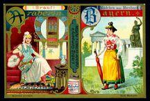 Liebig Cards 1900-1910