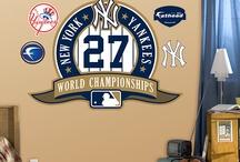 Baseball / Yankees / by Kathy Kruckeberg