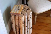 Woodworking/Rustic Decor