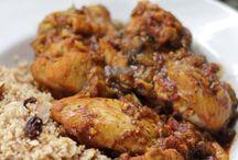Morrocan food