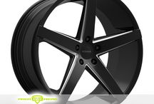 Rosso Wheels & Rosso Rims And Tires / Collection of Rosso Rims & Rosso Wheels on Cars.