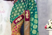 New Arrivals-Sarees / Welcome to season of love #SAREEZ