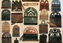 Strap weaving / Pirtanauha, lautanauha.