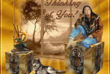 Native American / An'Anasha
