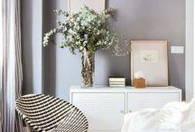 nid douillet / décoration et inspiration chambre a coucher