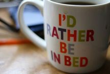 Mugs, Mugs, Mugs! / All I need is more mugs