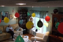 Birthday Party Ideas for the Boys / by Jami Packer