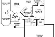 House plans / by Morgan Poynter