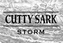 Cutty Sark Storm illustrated by Steven Noble
