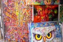 Home artwork and styles / by Amanda Richardson