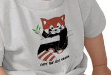 Red Panda aka Firefox / Save the Red Pandas! / by HedgeHog, Chicken & Friends
