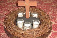 Liturgical Seasons~Lent / by Valerie Kueter