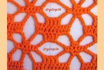 Oranssi pitsimalli