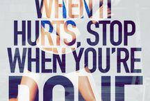 Fitness / Fitness ispiration