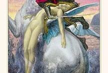 Caballero de Espadas - Knight of Swords