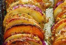 Recipe potato roast