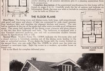 House plans / by Traci Massey
