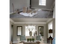 Home staging : before and after