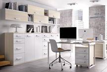 Mobiliario de oficina / Mobiliario para oficinas y despachos.