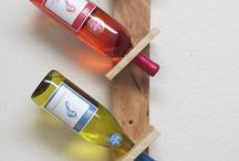 Creative Wine Holders