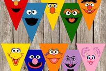 Sesame Street Birthday / Sesame Street Birthday Ideas