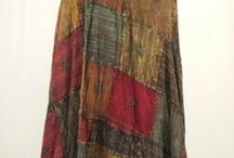 Hippy skirt