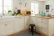 Kitchen renovations / kitchen style inspiration