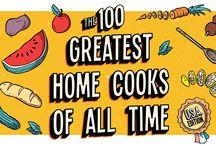 Cool food tutorials / Best web food tutorials