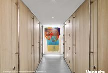 White & Case, New York / Images from a recent case study with White & Case, Rockefeller Building, New York.