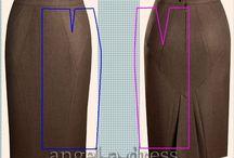 моделирование / моделирование и дизайн одежды