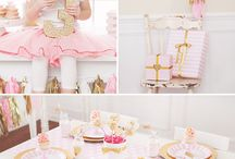 Amelia 6 party PINK / by Morgan Kervin Photography