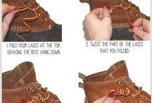 tips + tricks.