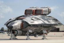 Космические корабли
