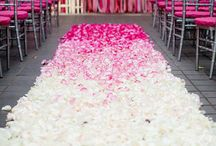 Ombre Wedding / by LinenTablecloth.com