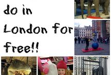 L...London, with or without the kids(!) / Activities in and around the Capital, London