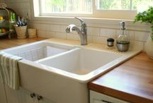 Kitchen Sinks / Yes, it can be that important!