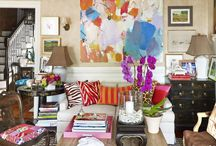 Living Spaces to Die For / The most beautiful of living rooms for every type of family.