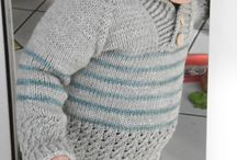 Knitting Patterns for a Boy