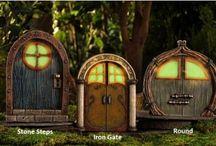 Fairy Doors / by Sherri Morgan