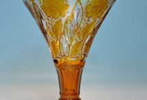 Johann Oertel & Co. - Bohemia glass / Glass art